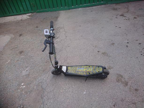 Trotineta electrica 24v200w schimb si cu telefon