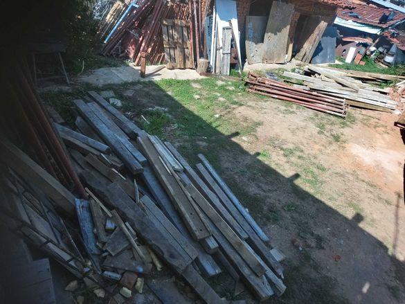 Почиствам двор, строителен обект от непотребни куфражи, плоскости и др