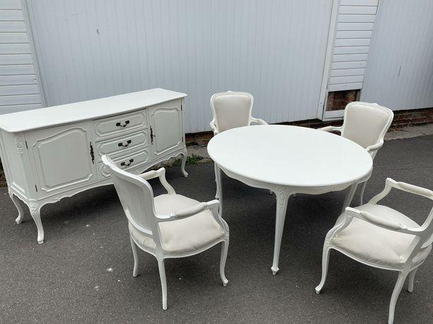 комод стол и стулья можно по отдельности