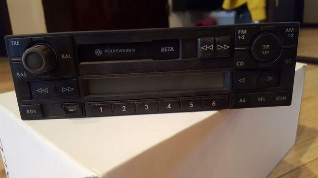 Radio-casetofon original WV