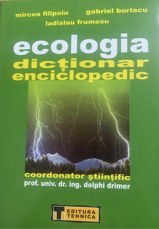 Dictionar enciclopedic Ecologia