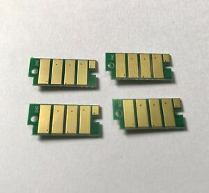 Chip , 4 bucati, toner reset pentru Xerox Phaser 6510, WorkCentre 6515