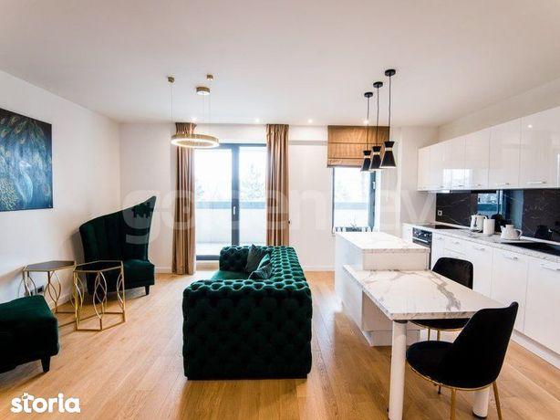 Apartament nou cu 2 camere | parcare subterana