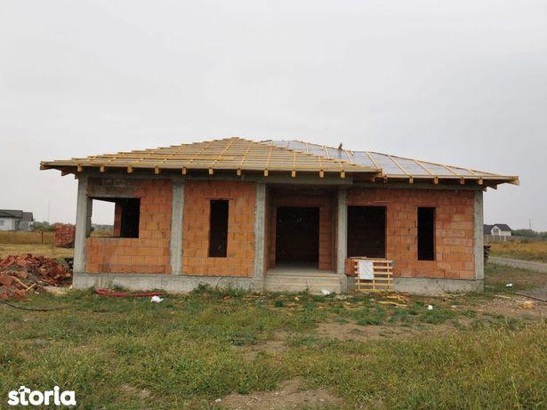 Casa individuala in Mosnita Noua
