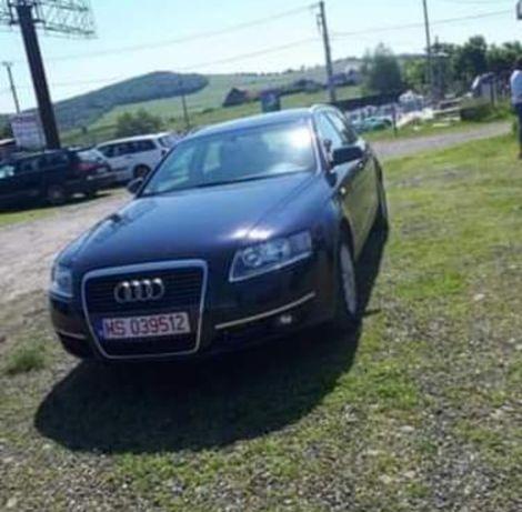 Dezmembrez Audi A6 4f(AVANT)