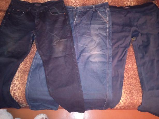 Отдам  мужские джинсы для работы,спецовки.