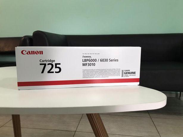 Оригинальный картридж Canon 725 для Canon3010/6000/6020/6030