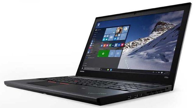 Laptop Lenovo ThinkPad P50s 15.6 i7 16GB 500GB placa video nVidia