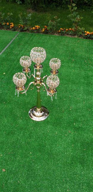 2-6 Ornament Candela /Crystal