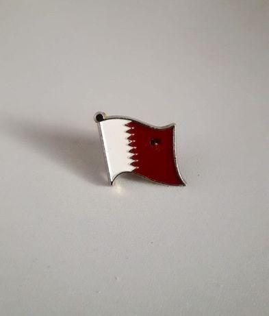 Колекционерска значка със знамето на Кралство Бахрейн, Bahrein Pin