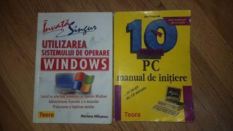 Editura Teora-PC manual de inițiere,Învață singur utilizarea sistemulu