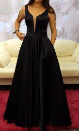 Красива елегантна абитуриентска рокля
