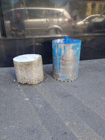 Carotare beton gaură hota și decupare pereții beton..
