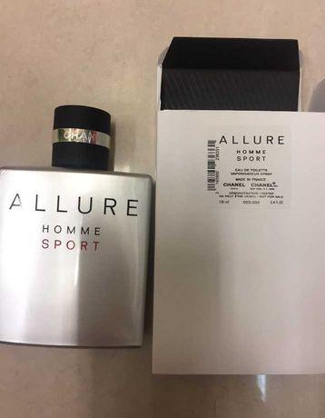 Мужской парфюм Chanel Allure Homme Sport 100ml по доступной цене