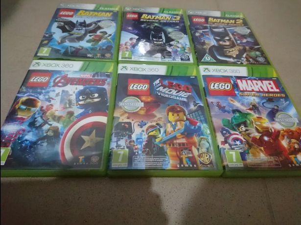 Vand Jocuri Xbox 360 ,tip LEGO