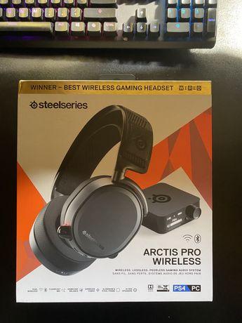 Casti Gaming SteelSeries Arctis Pro Wireless