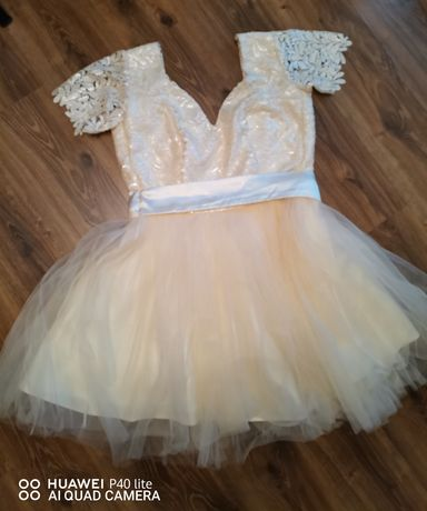 Rochie eleganta marime 48