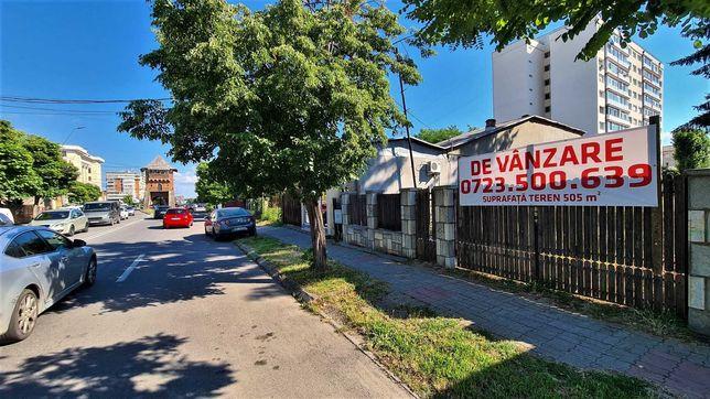Teren de Vânzare Târgoviște Calea Domnească poarta București puz P+1+M