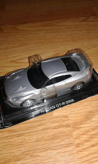 Macheta Nissan GTR 2008
