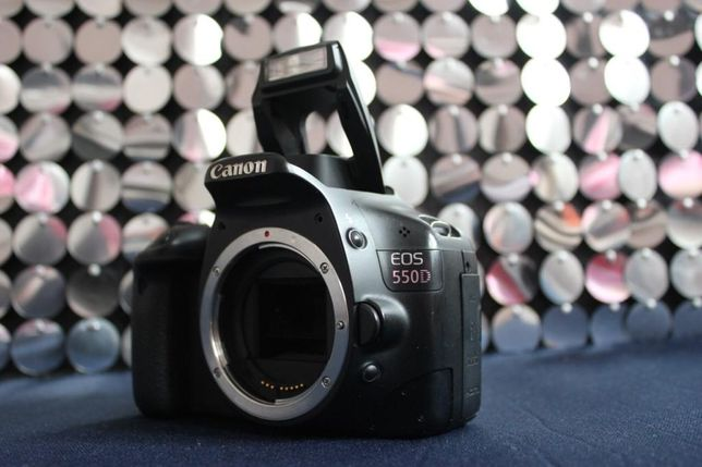 Продам скелет фотоаппарата Canon 550D