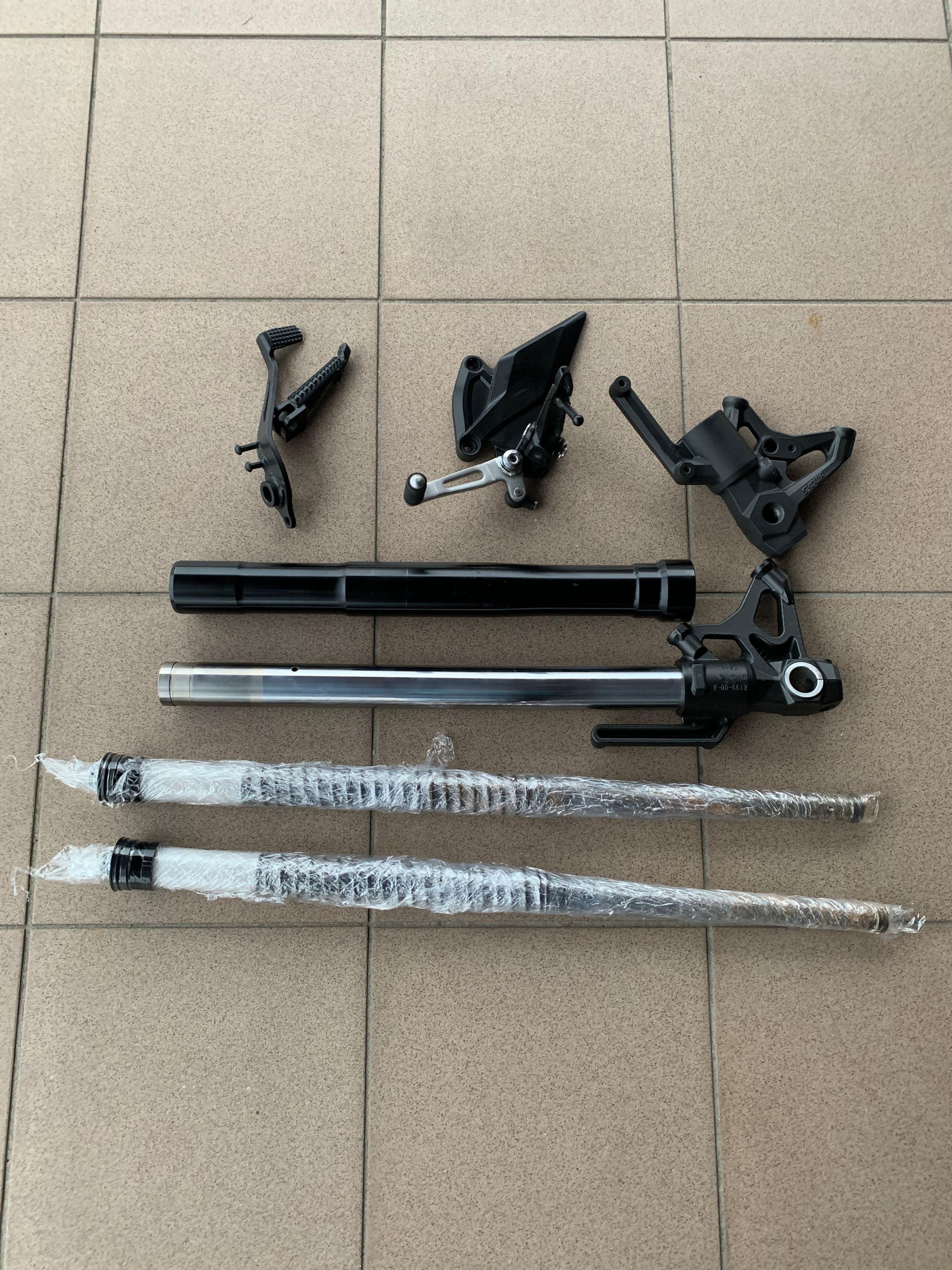 kawasaki Z1000 Z1000XS 2010-1018 piese scarite suspensi
