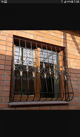 Решетки на окна от 4000 тысяч