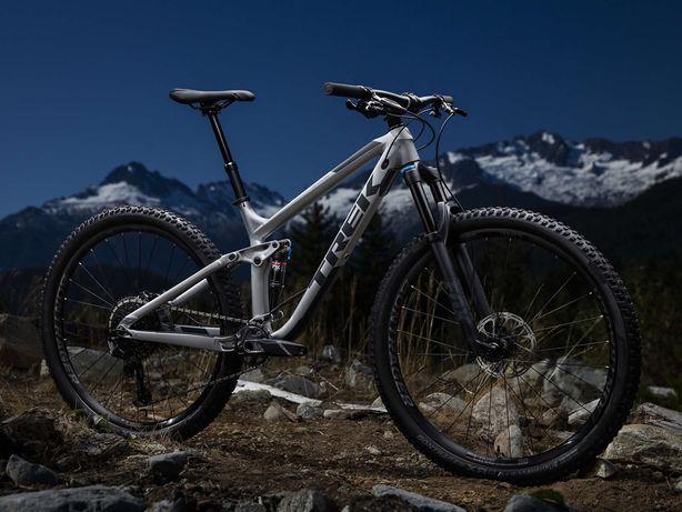 Trek Fuel Ex 8, mat silver, 2019, factura