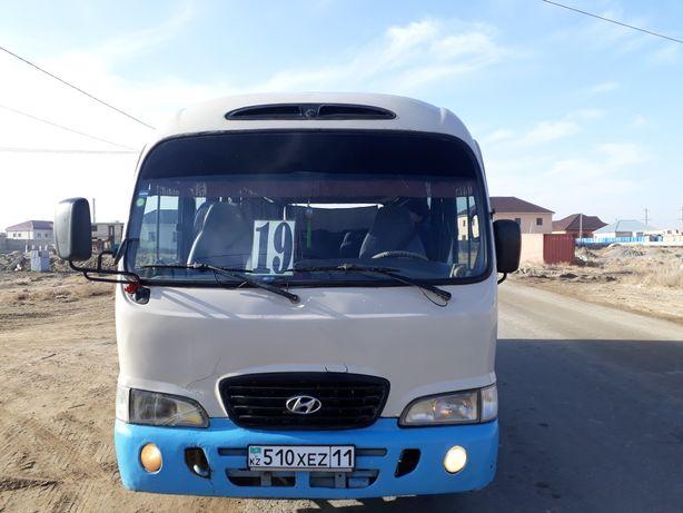 Продам автобус Каунти