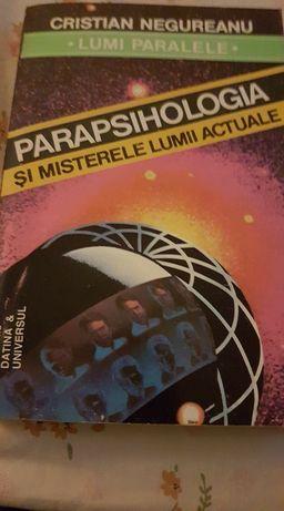 Lumi paralele Cristian Negureanu – Parapsihologia si misterele lumii
