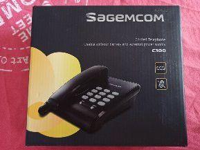 Телефон sagemcom