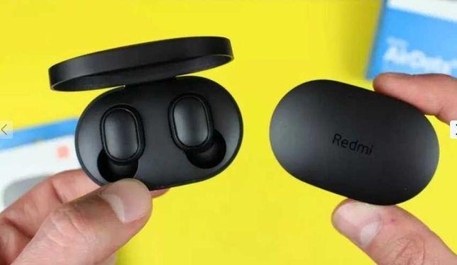 РАСПРОДАЖА! Xiaomi AirDots S! Беспроводные Мощные! airpods airbuds