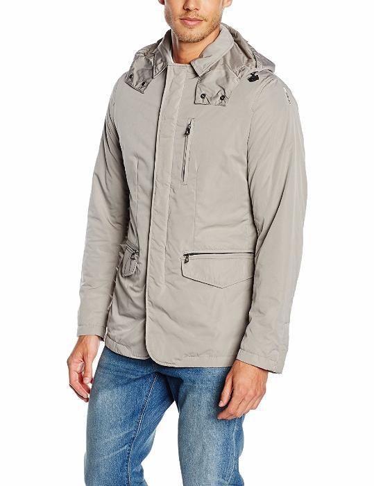 -71% Geox, L, 2XL, 3XL, ново, оригинално мъжко яке