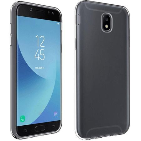 Capac protect transparent 0.8 mm pentru Samsung Galaxy J3 2017 / J330