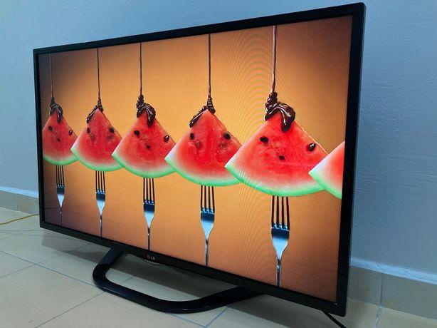 Телевизор LG smart.