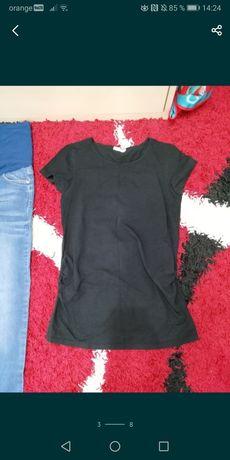 Tricou negru gravida Waikiki, mărime S