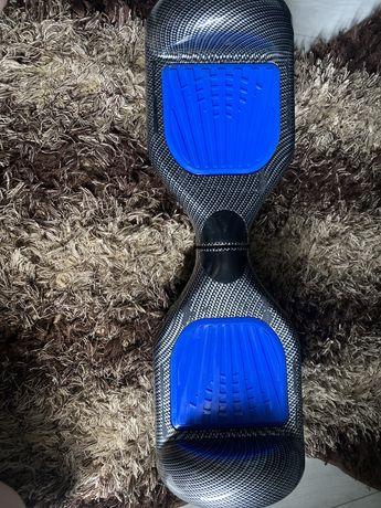 Hoverboard albastru negru