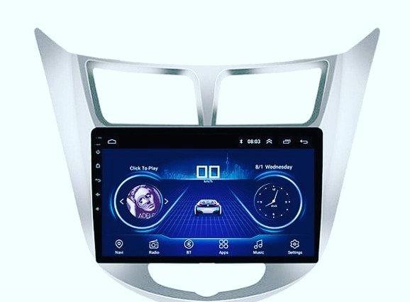 Магнитола Hyundai Accent