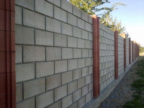 Кладка кирпичей,заливка бетона,газо пено шлако блоки