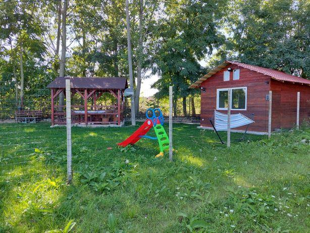 Casa de vacanta din lemn noua