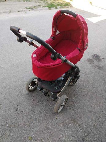 Бебешка количка Teutonia