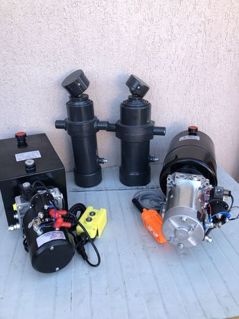 Kit basculare 4/8 /tone iveco, ford ,mitubisi