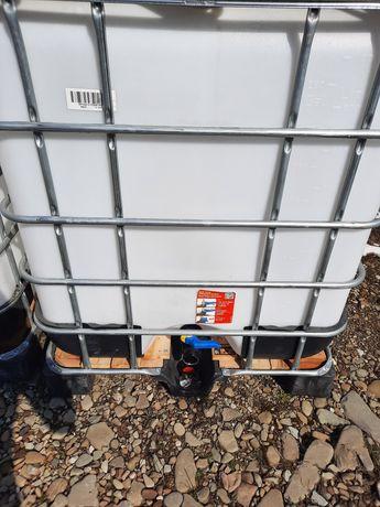 Bazine 1000l, rezervoare, cuburi