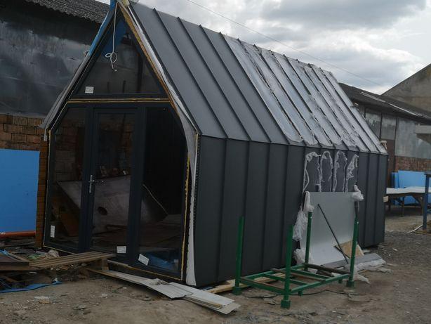 Tiny house, cabana lemn