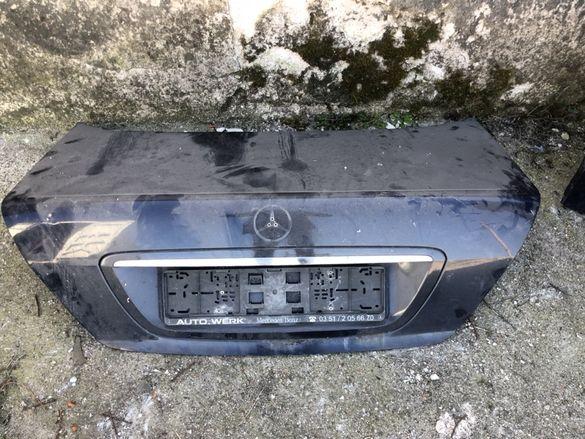 Багажник Mercedes S-class w220