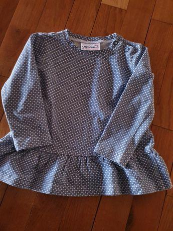 Bluza cu buline copii