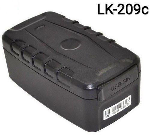 GPS трекер для лошадей 209С/ малга арналган ЖПС 20000мАч