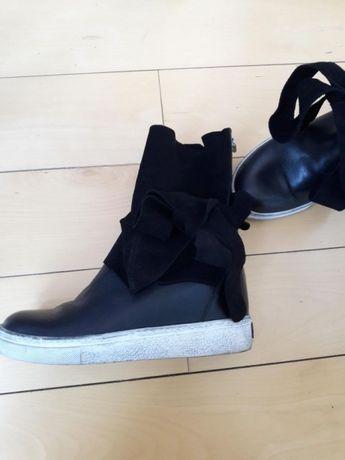 Дамски обувки,естесв.кожа и велур