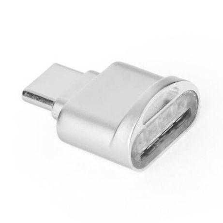 cititor card micro SD cu iesire tip Type-C(USB-C)