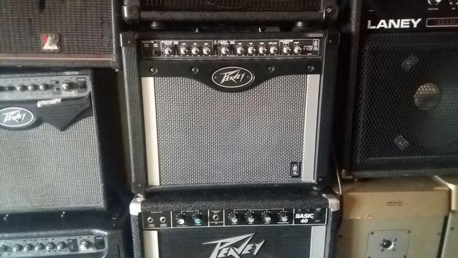amplificator instrumemte muzicale combo marshall peavey roland 10-100w