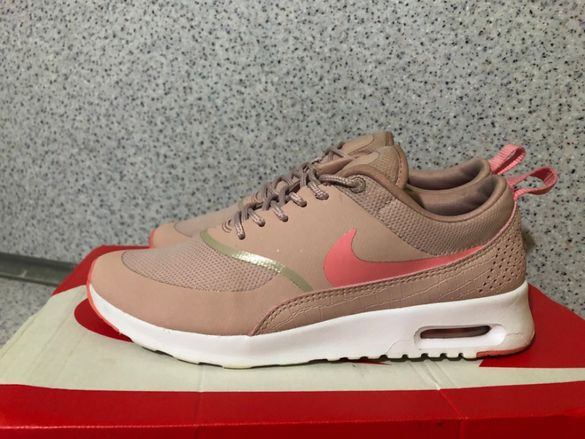 ОРИГИНАЛНИ *** Nike Air Max Thea Pink Oxford/Bright Melon/White